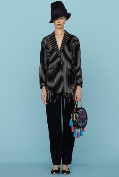 Ульяна Сергеенко представила новую коллекцию на Неделе высокой моды в Париже | галерея [1] фото [17]