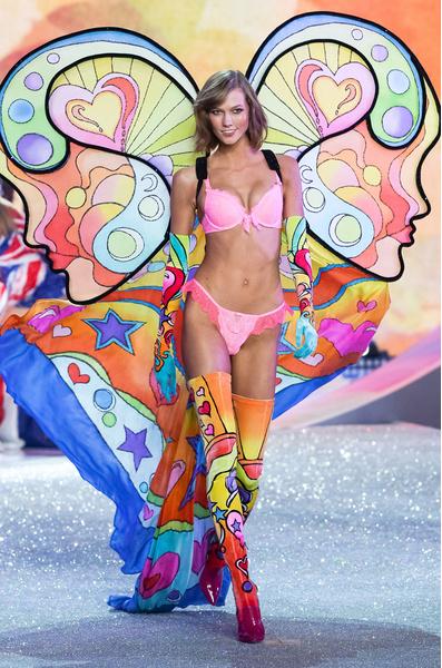 Карли Клосс покидает Victoria's Secret | галерея [1] фото [3]