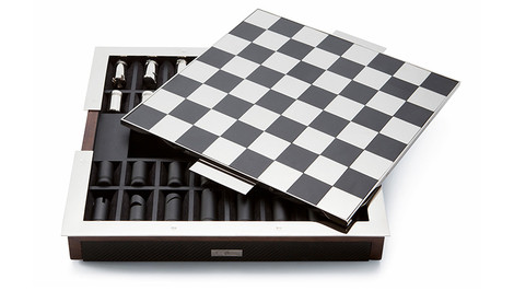Шахматы Bond Chess Set, Ralph Lauren Home, www. ralphlaurenhome. com, салоны Lege Alto, 3680 у.е.