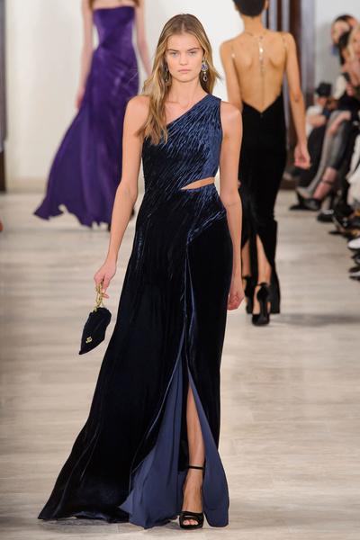 Самые красивые образы Недели моды в Нью-Йорке | галерея [1] фото [8]