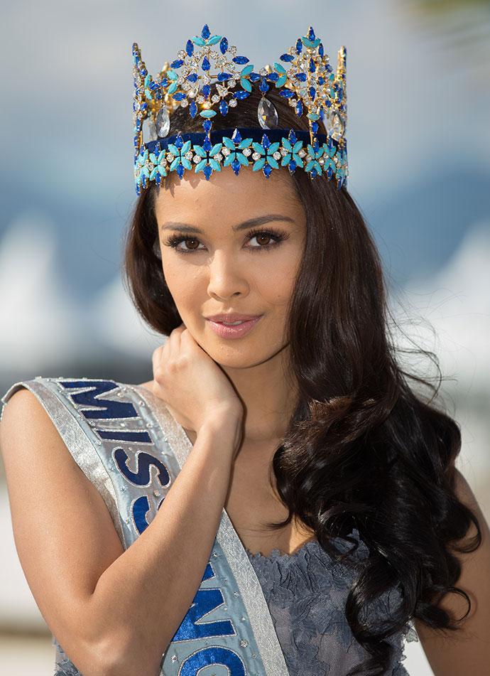 """Обладательница титула """"Мисс мира-2013"""" Меган Янг"""