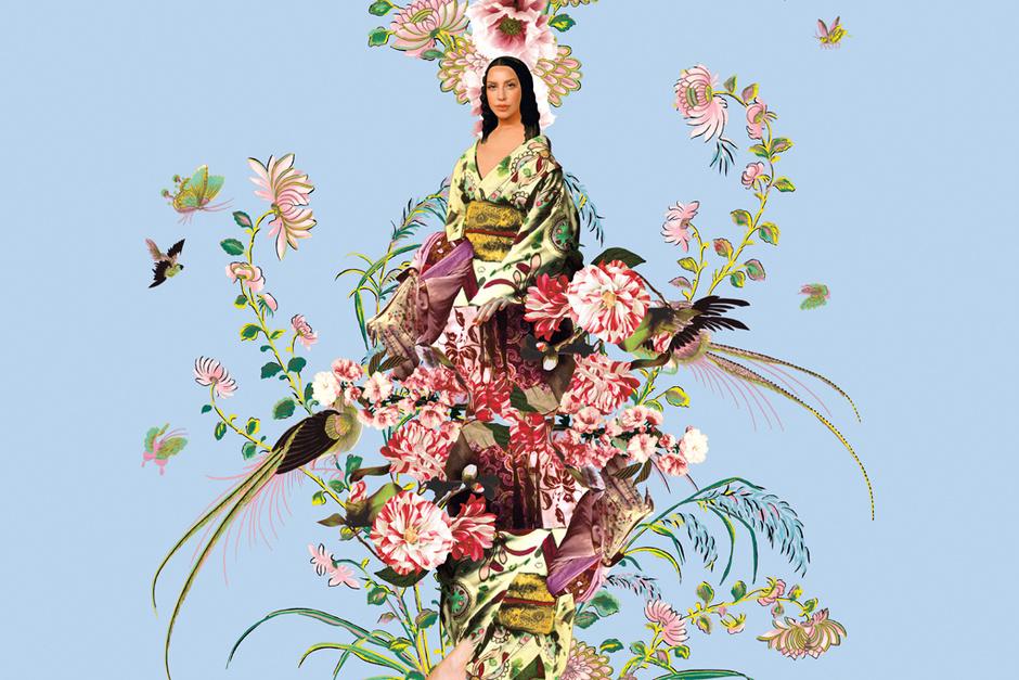 Свадебное платье Леди Гага от Antonio Marras