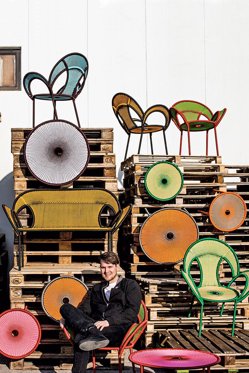Коллекция мебели Banjool