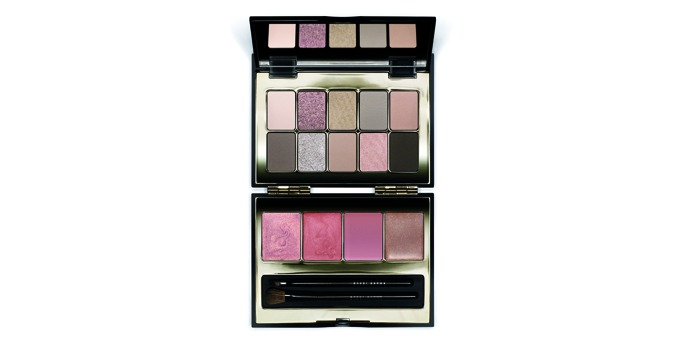 двухъярусный компакт Twilight Pink Lip & Eye Palette