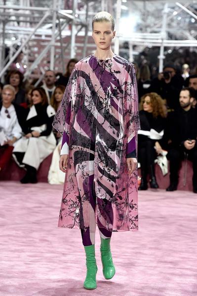 Показ Dior Haute Couture | галерея [1] фото [18]