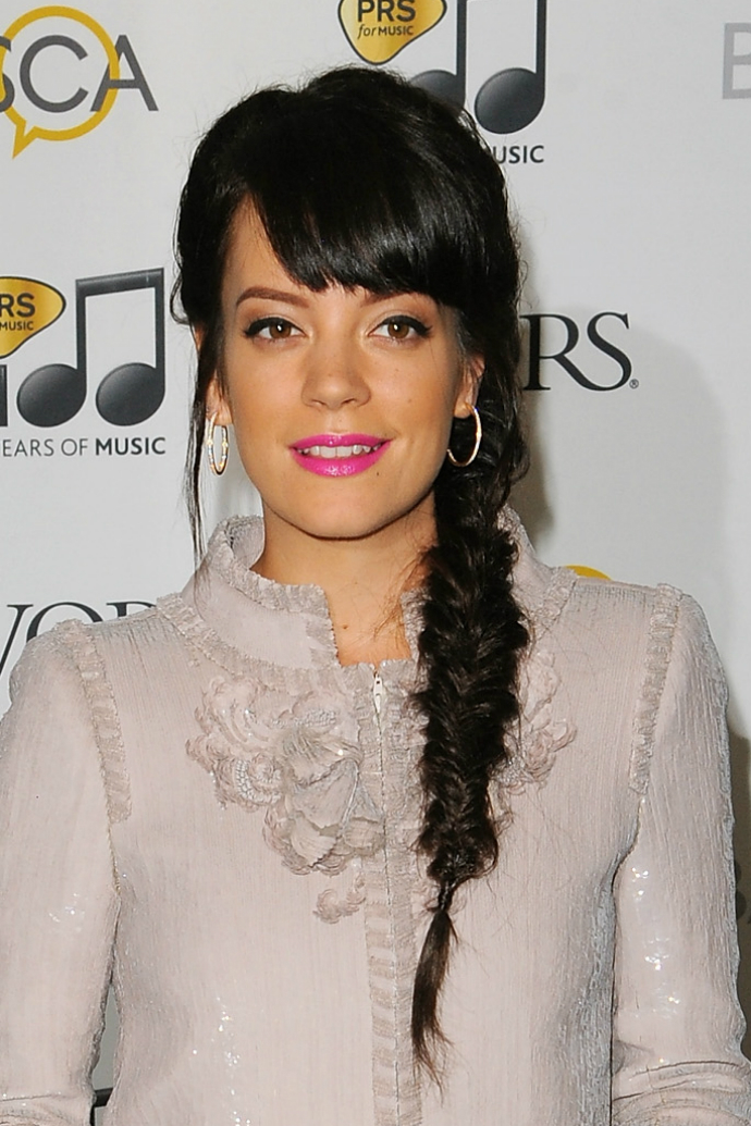 Певица Лили Аллен
