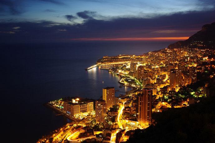 Монте-Карло, Монако 1