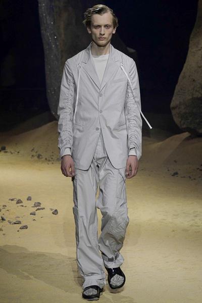 Неделя мужской моды в Париже: лучшие показы | галерея [5] фото [30]