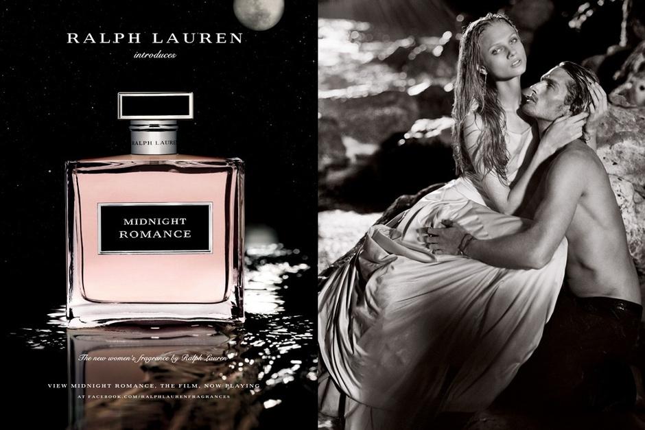 Аромат Midnight Romance от Ralph Lauren
