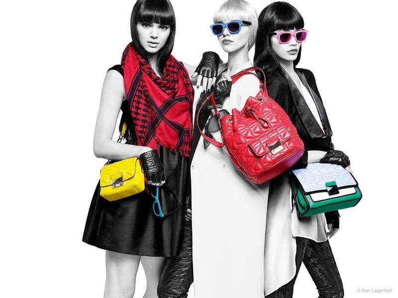 Сумки от Karl Lagerfeld
