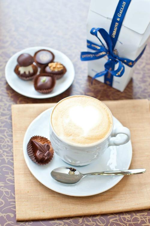 рецепт горячего шоколада с фото
