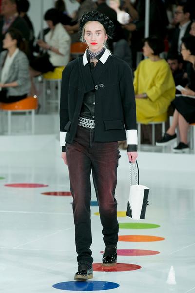 Показ круизной коллекции Chanel в Сеуле | галерея [1] фото [16]