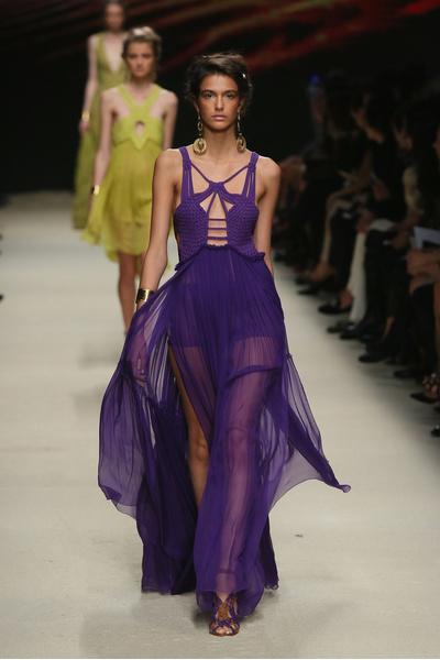 50 лучших платьев Недели моды в Милане | галерея [1] фото [47]