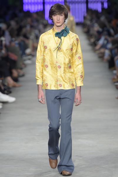 Неделя мужской моды в Милане: лучшие показы | галерея [1] фото [23]