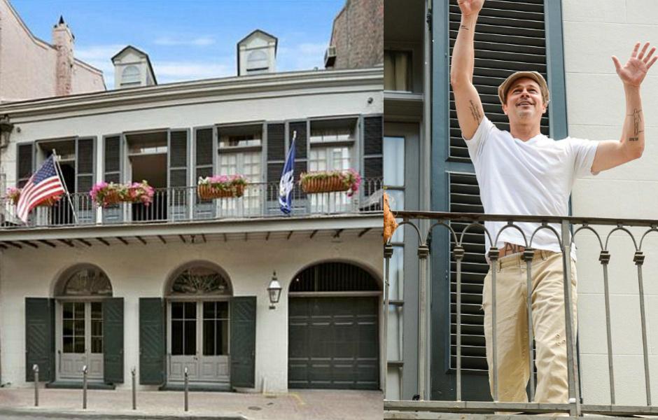 Дом в Новом Орлеане, США