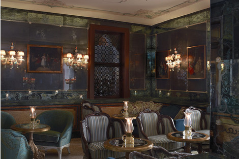Архитектурное достояние Венеции: отель Gritti Palace | галерея [1] фото [7]