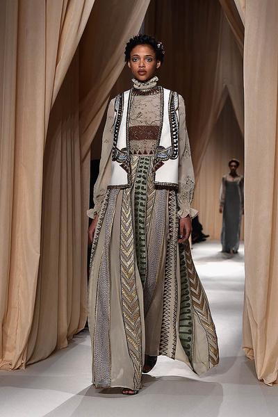 Показ Valentino Haute Couture | галерея [1] фото [24]