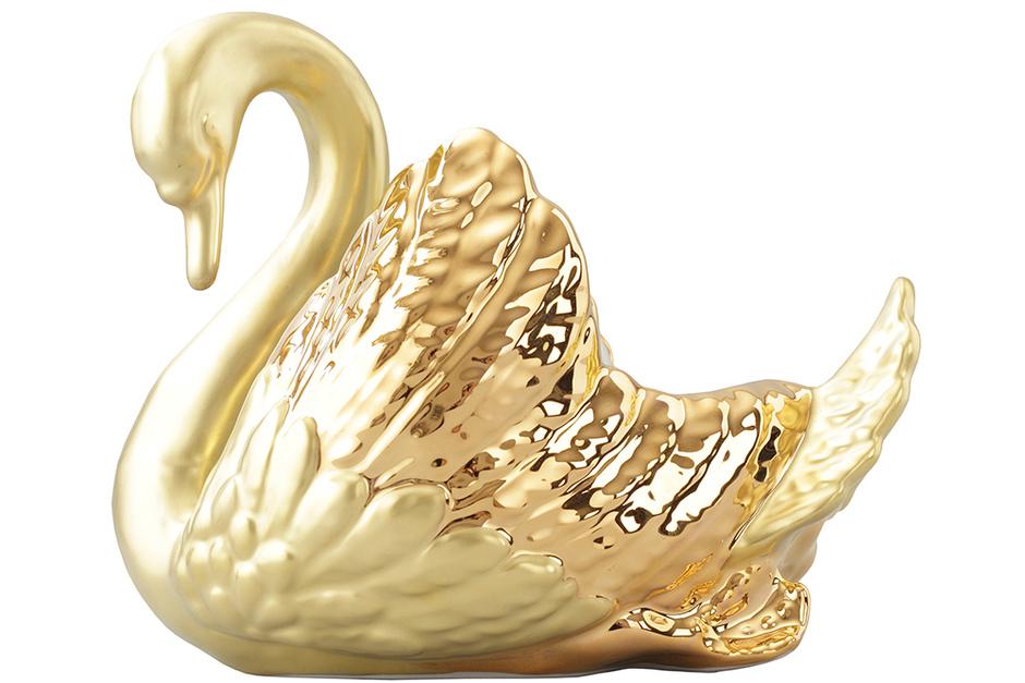 Ваза из коллекции «Королева-лебедь»