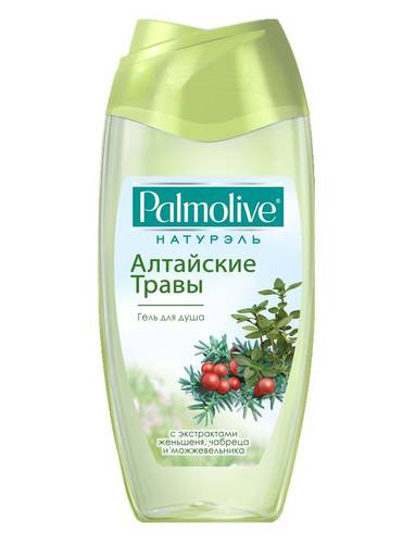 """Гель для душа """"Алтайские травы"""", Palmolive"""