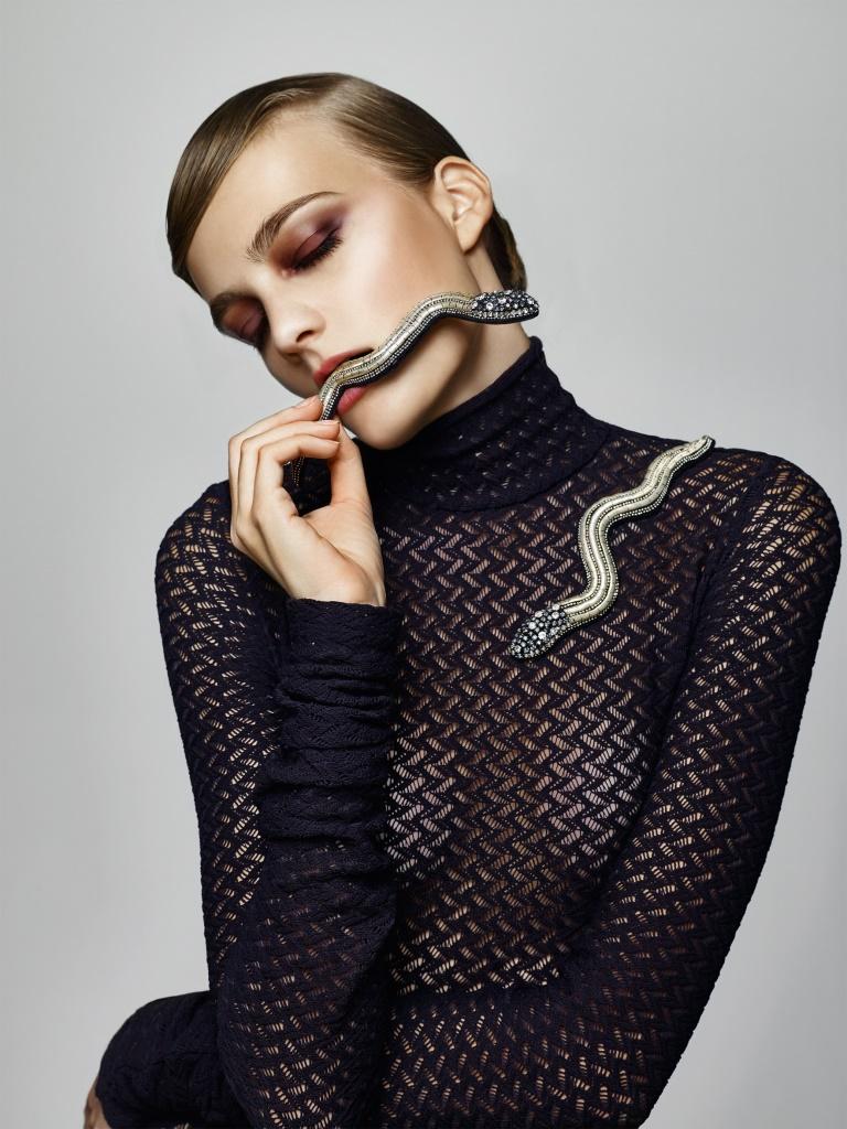 новая pre-fall коллекция A LA RUSSE Anastasia Romantsova