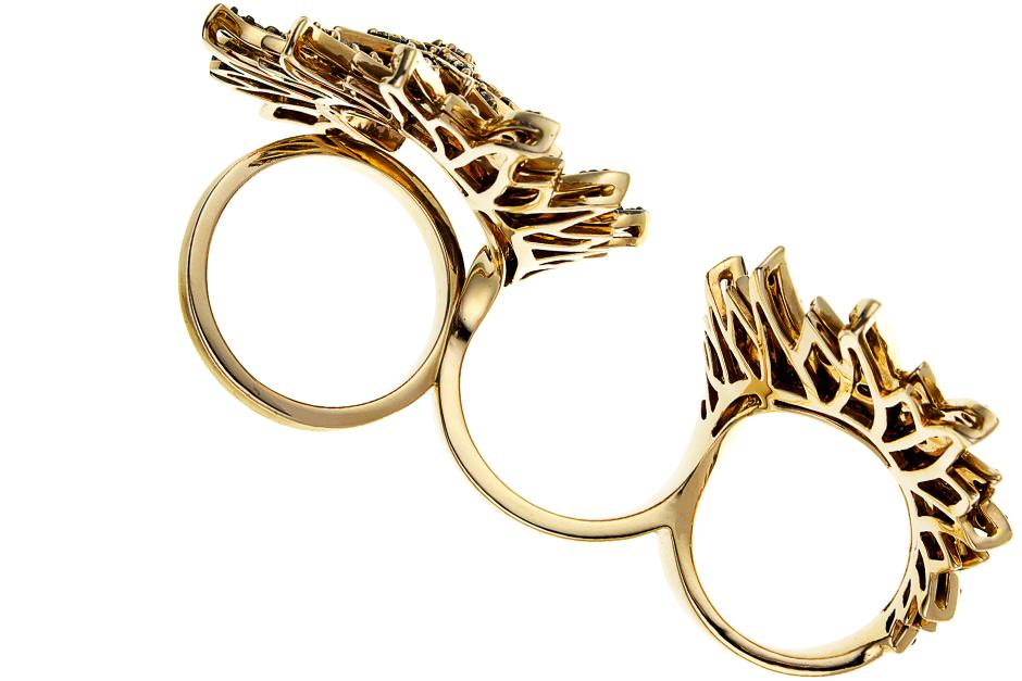 кольцо Draco