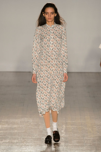 Неделя моды в Лондоне: 21 февраля | галерея [3] фото [4]
