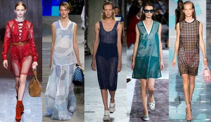 Gucci, Kenzo, Proenza Schouler, Tod's, Versace