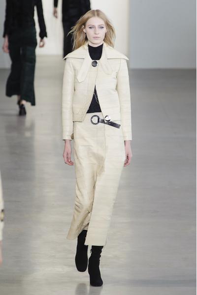 Показ Calvin Klein на Неделе моды в Нью-Йорке | галерея [1] фото [19]