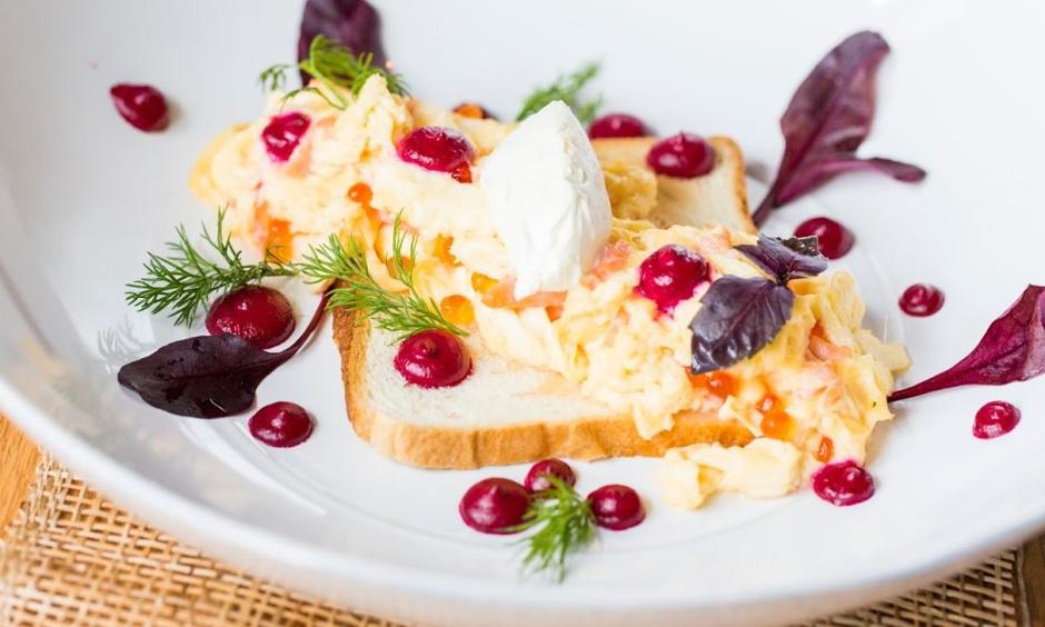 Камчатский завтрак