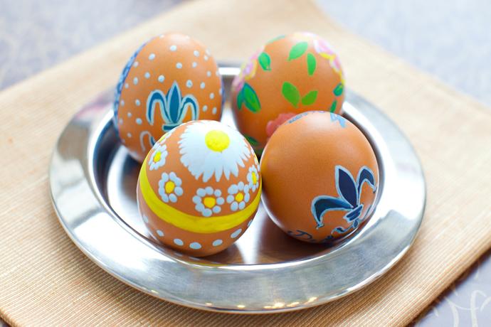 Эксклюзивная коллекция пасхальных яиц от шоколадного дома Debauve & Gallais