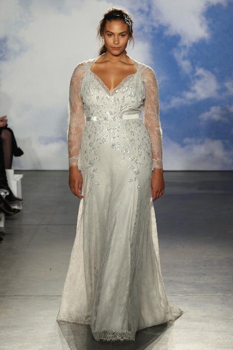 Jenny Packham представила новую коллекцию свадебных платьев