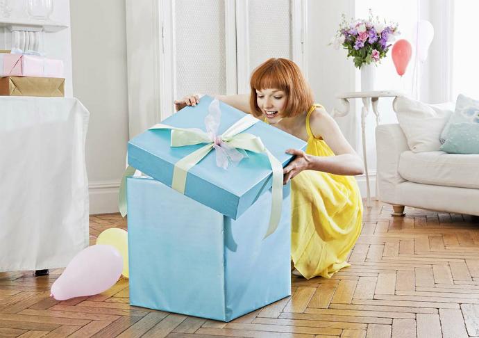 10 идей подарков на 8 марта