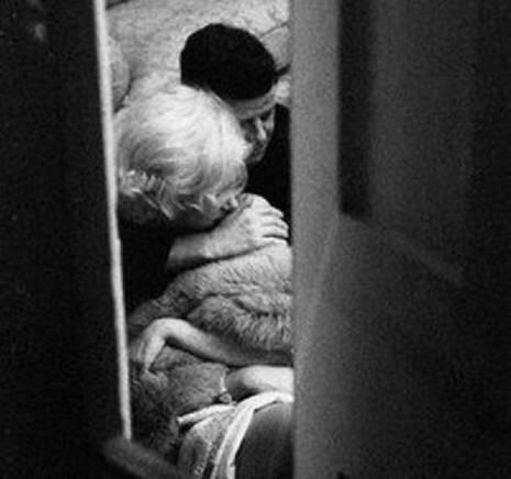 Мэрилин Монро и Джон Кеннеди Мужчины Мэрилин Монро: фото