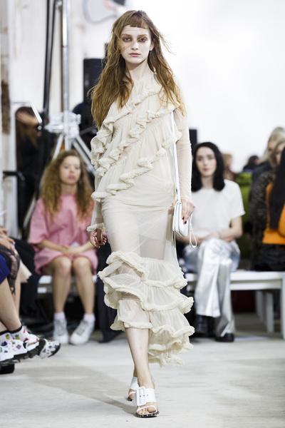 Неделя моды в Лондоне: день пятый | галерея [2] фото [11]