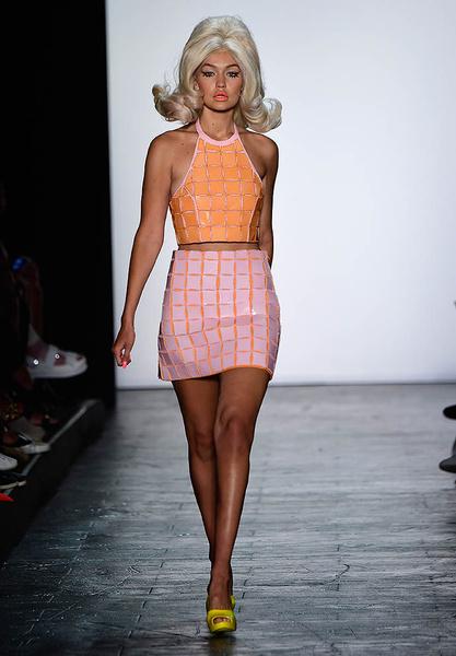 Неделя моды в Нью-Йорке 2015: день седьмой   галерея [2] фото [9]