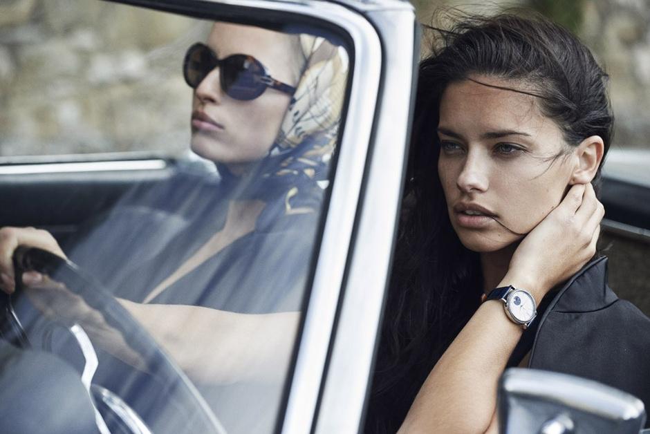 Рекламная кампания коллекции IWC Portofino Midsize