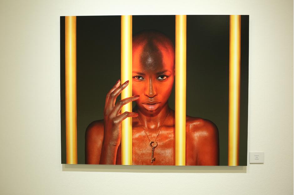 Фотопроект Антонио Бандераса Women in Gold
