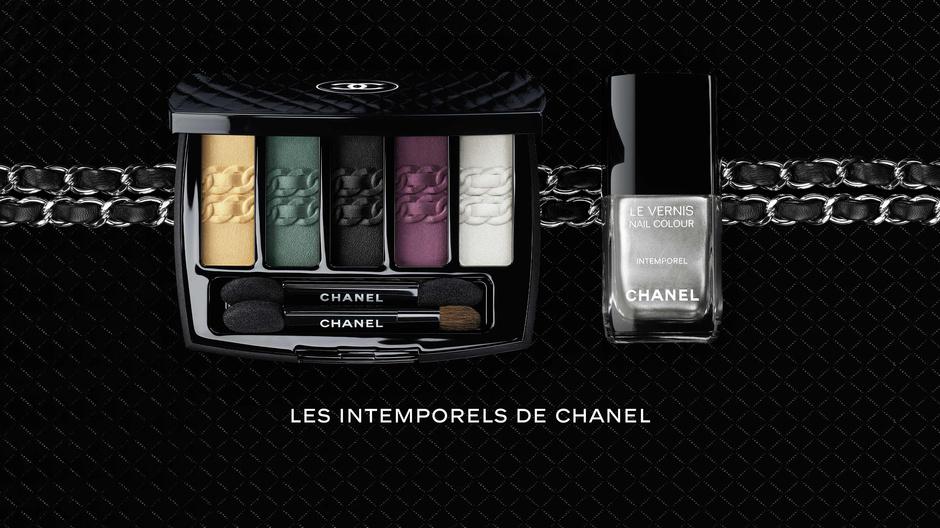 Коллекция макияжа Les Intemporels de Chanel