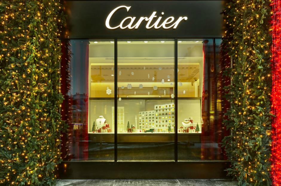 Cartier, Москва