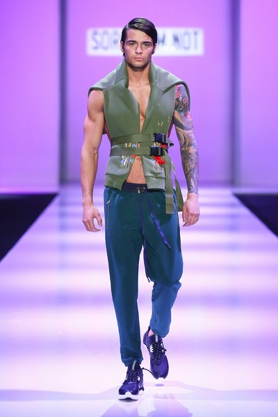 Неделя моды в Москве: обзор коллекций | галерея [9] фото [2]