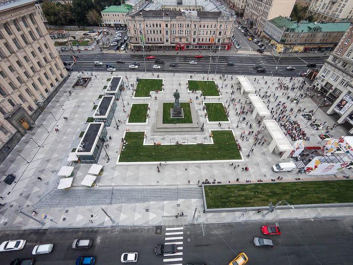 Триумфальная площадь