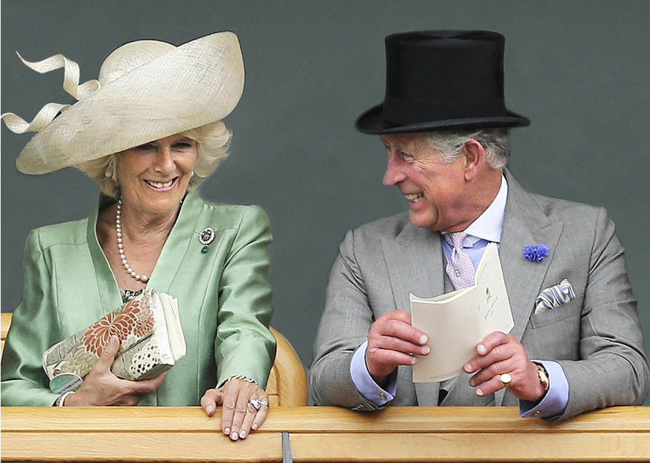 Супруга принца Чарльза расскажет все секреты Букингемского дворца