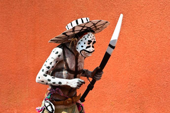Страстная неделя в Мексике