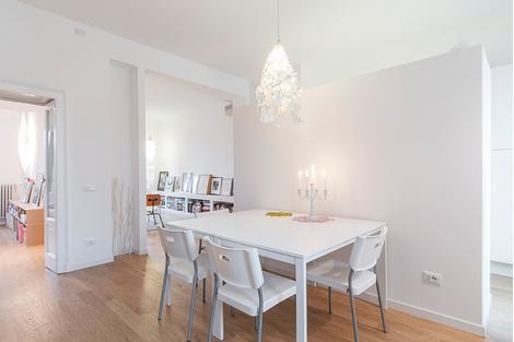 Топ-10: дизайнерские квартиры в Милане | галерея [6] фото [1]