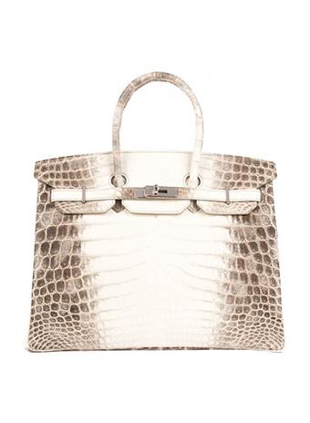 На аукционе Christie's продана самая дорогая сумка в мире