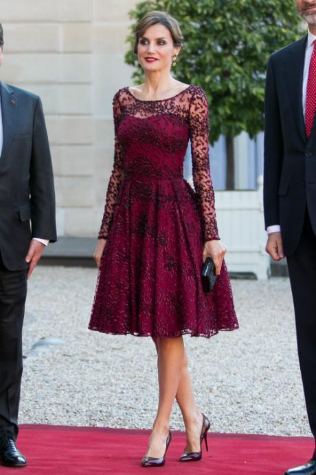 Летиция королева Испании фото