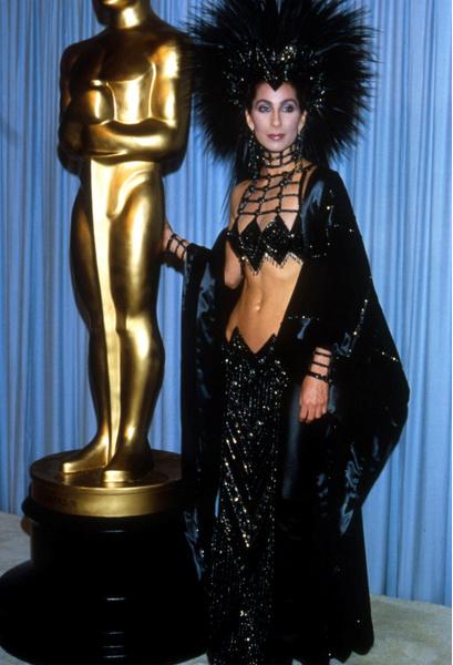 20 худших платьев за всю историю «Оскара» | галерея [1] фото [4]