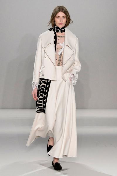 Неделя моды в Лондоне: 22 февраля | галерея [2] фото [5]
