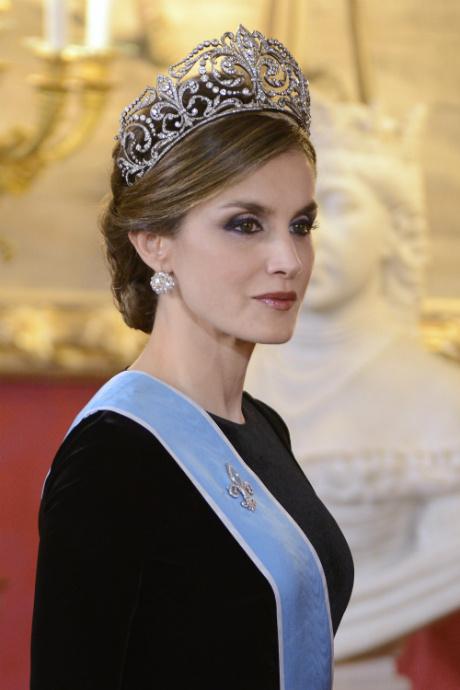 испанская королева Летиция