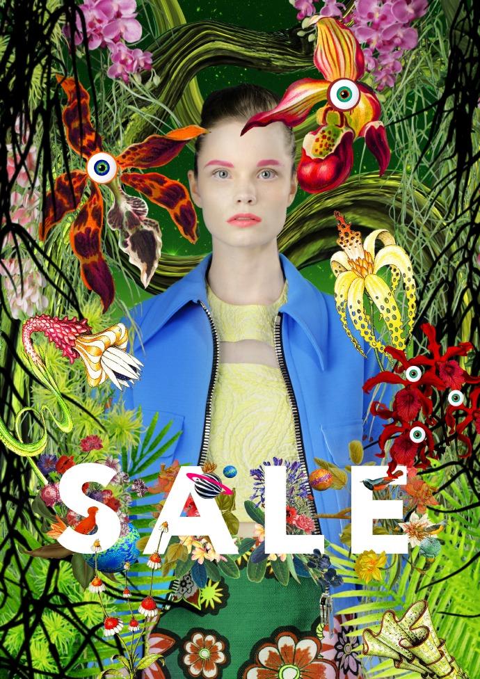 в «цветном» стартует сезонная распродажа
